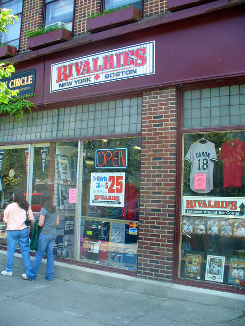 Rivalries - Store Front