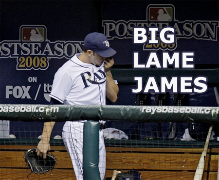 BIG LAME JAMES