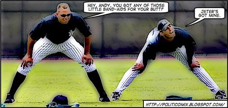 A-Rod & Andy