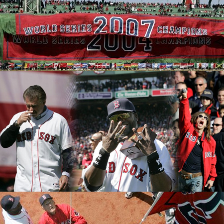 opening day  red sox