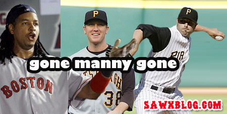 Manny Ramirez Traded to Marlins for Jason Bay & John Grabow in Three Way Deal