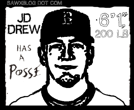 J.D. Drew Has An All-Star MVP