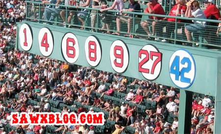 If anyone deserves his number up there, it's Johnny Pesky