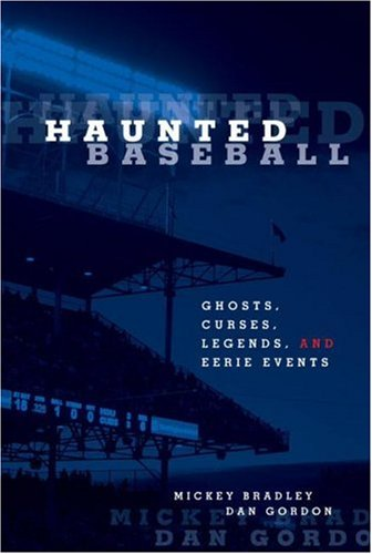 Haunted Baseball Baseball Book Review